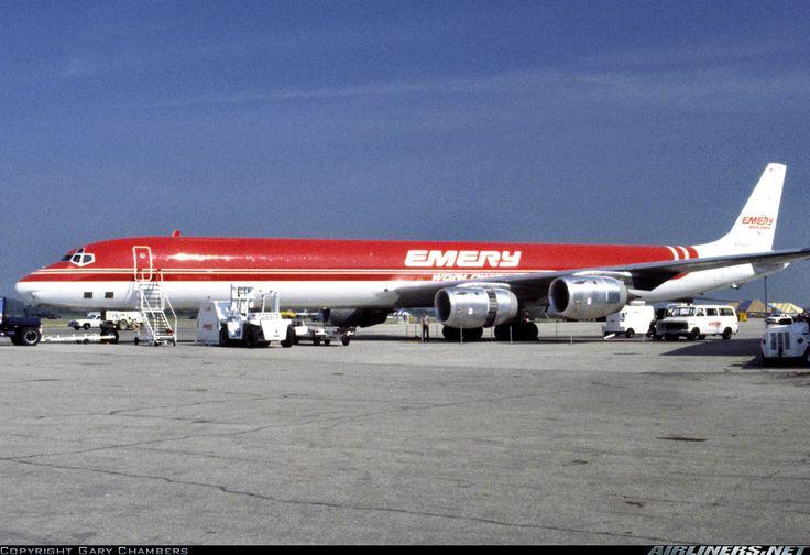 McDonnell Douglas DC-8-73(F) aircraft picture