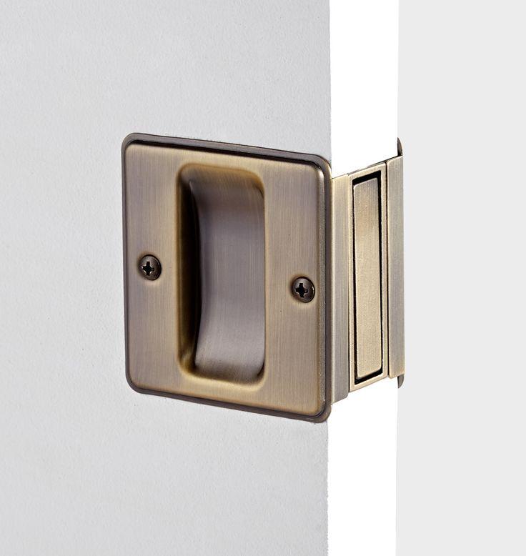 Pocket Door Pull   Rejuvenation