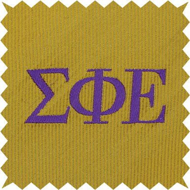 Ties for Sigma Phi Epsilon | Bows-N-Ties.com