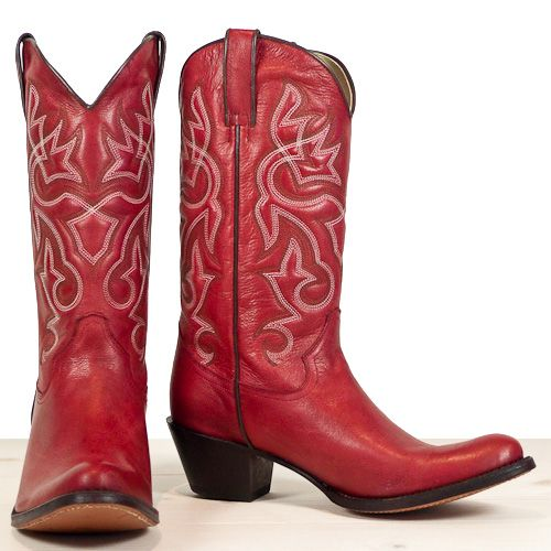 1000  ideas about Red Cowboy Boots on Pinterest | Cowgirl boots