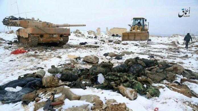 Noticia Final: Ofensiva catastrófica do exército turco no leste d...