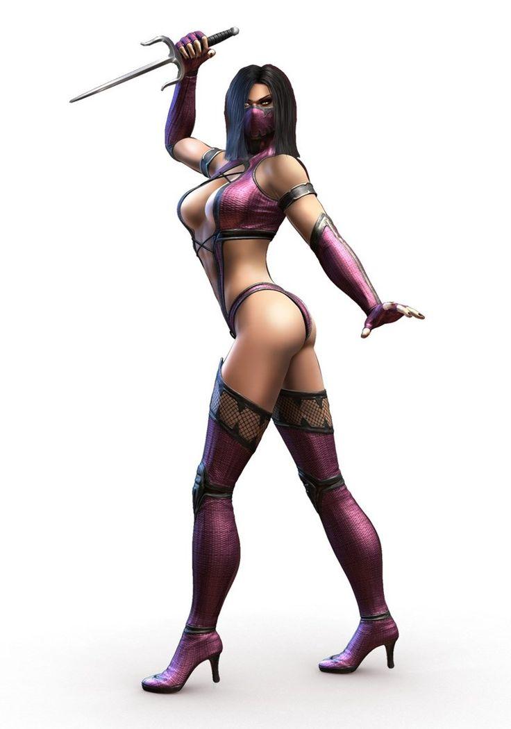 11. Mileena, Mortal Kombat IX