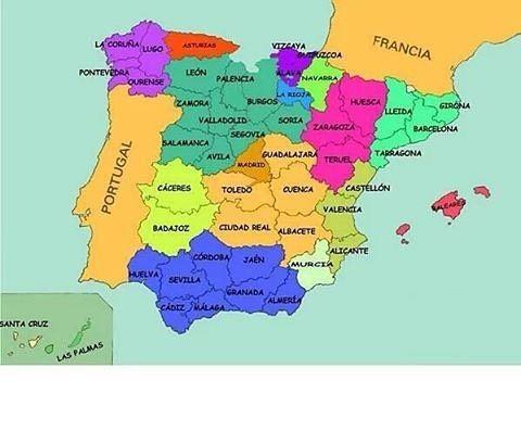 #MeGustariaQue Cantabria siempre salga en los mapas   Tampoco es mucho pedir No?