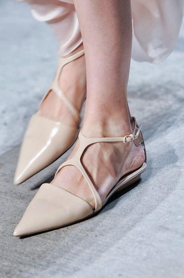 Cool Chic Style Fashion: #Fashionweek  #runway | Narciso Rodriguez spring summer 2014
