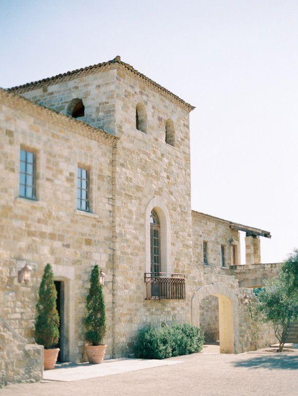 Sunstone Villa vintage wedding inspiration