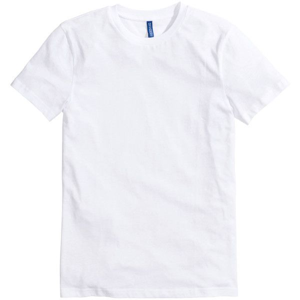 Basic T-shirt $5.99 ($5.99) ❤ liked on Polyvore featuring tops, t-shirts, shirts, men, jersey t shirts, crew neck tee, basic tee-shirt, crewneck shirt and jersey shirts