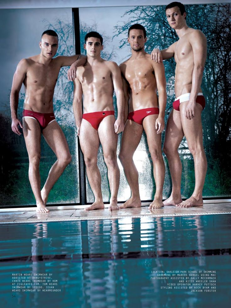 #RIO2016 CHRIS MEARS (UK SWIMMER) SHOWERS WITH TEAM GB DIVING BUDDIES IN…