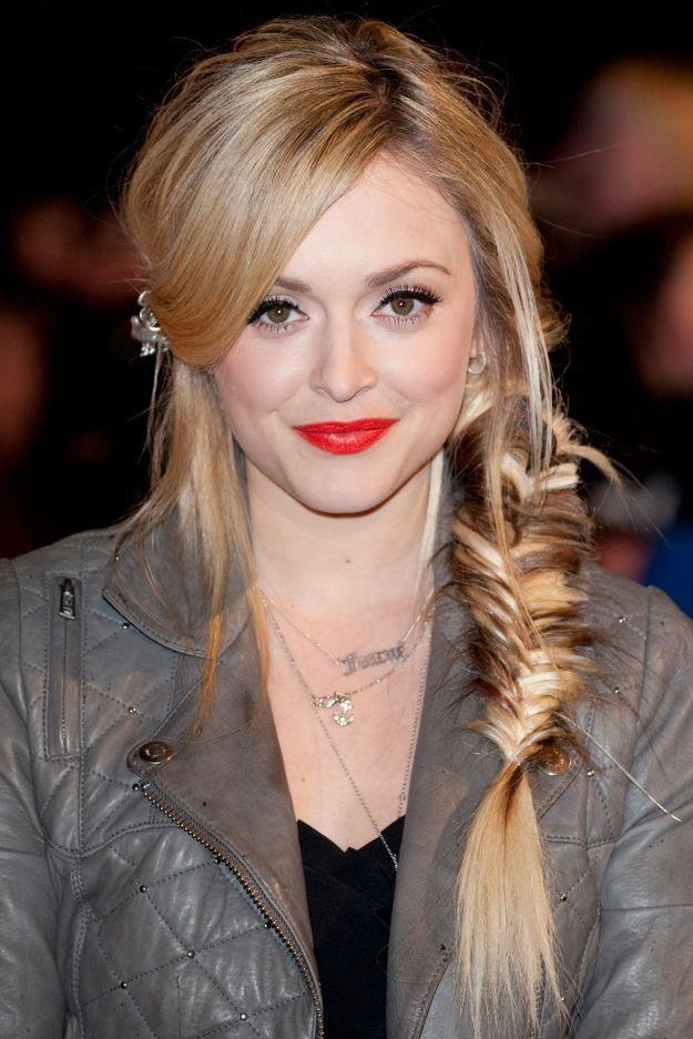 Романтичная прическа с косой в стиле «бохо» ::: onelady.ru ::: #hair #hairs #hairstyle #hairstyles