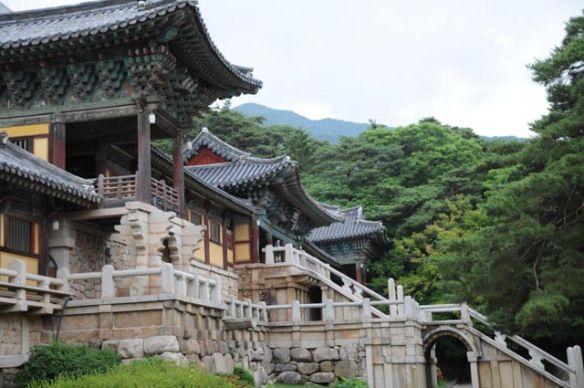 Bulguksa Temple, South Korea