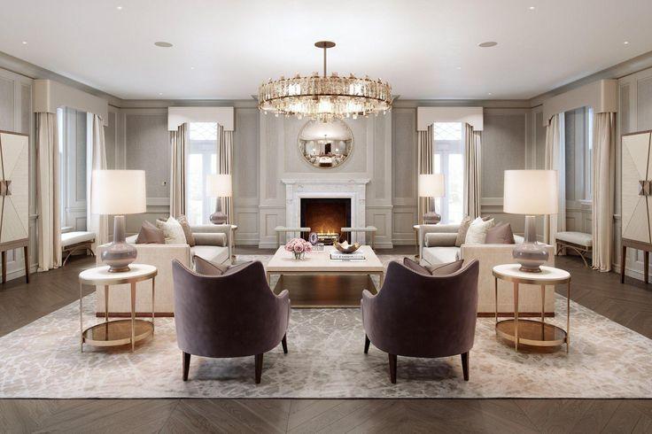Surrey Family Home, Luxury Interior Design   Laura Hammett