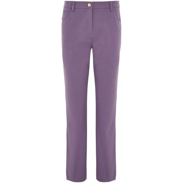 Viyella Lavender Smart Jeans ($60) ❤ liked on Polyvore featuring jeans, clearance, lavender, viyella, highwaist jeans, lavender jeans, purple jeans and high waisted jeans