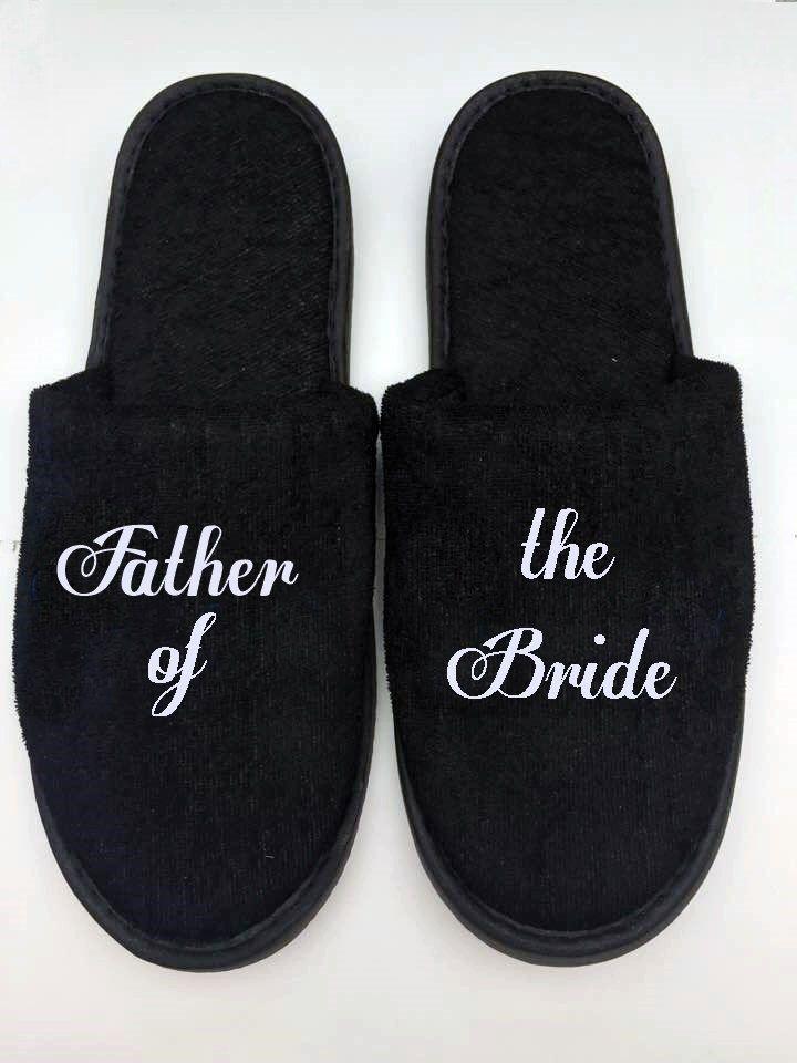 mens slippers , bestman slippers , black slippers , grooms  slippers , best man slippers , spa slippers , hotel slippers , personalised by woodyclothing on Etsy https://www.etsy.com/uk/listing/487130085/mens-slippers-bestman-slippers-black