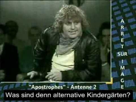 "Trotz ""pädophiler Vergangenheit"": Grünenpolitiker Cohn-Bendit soll…"
