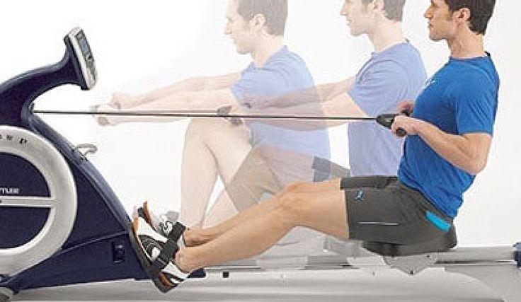 Quema calorías con el remo | Fitness | Menshealth.es