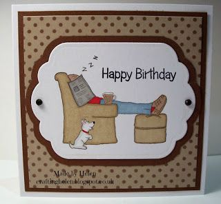 Using 'Dinkies Chair Man' from LC Designs