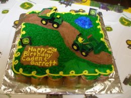 John Deere Party... can't go wrong!