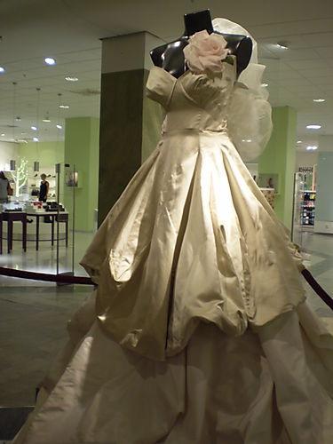 The Carrie Bradshaw Wedding Dress