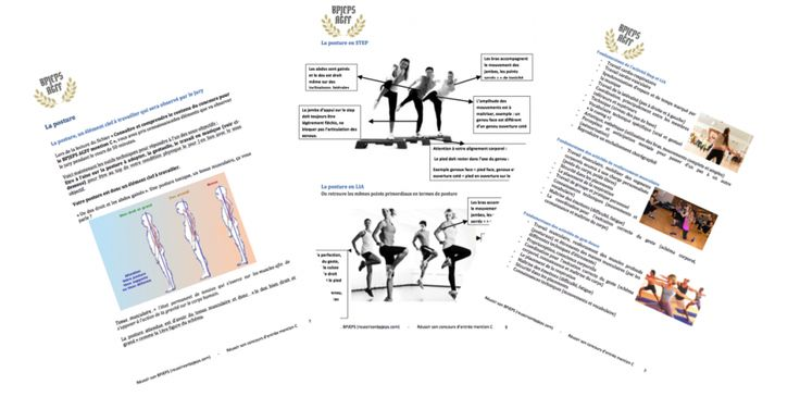 Devenir coach sportif Diplome BPJEPS AGFF BP formation concours TEP EPEF mention C D STEP LIA