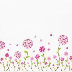 Bordes decorativos con mariposas - Imagui