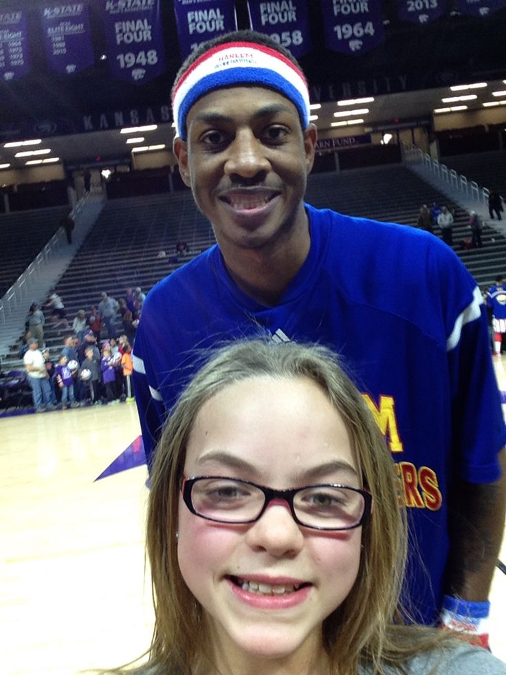 Jet from Harlem Globetrotters