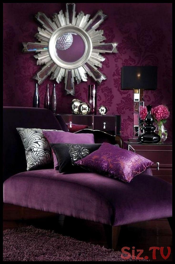 40 Gorgeous Purple Bedroom Design Ideas 40 Gorgeous Purple Bedroom Design Ideas Dec Purple Bedroom Design Master Bedroom Decor Romantic Master Bedrooms Decor