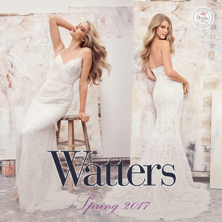 Watters, Spring 2017, as seen on dressfinder.ca