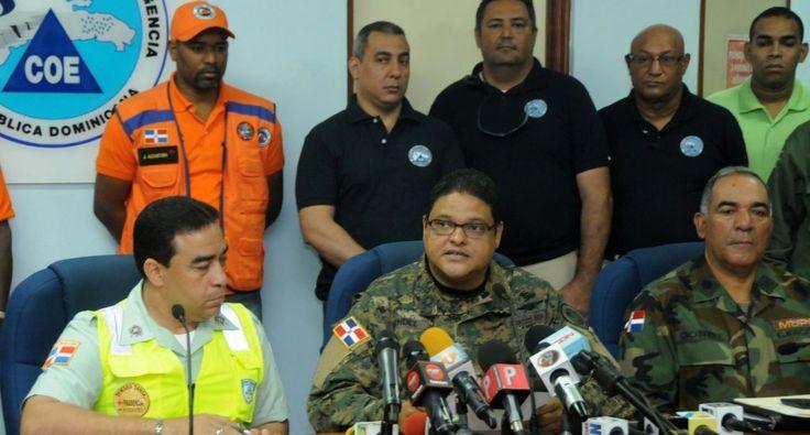 Evacúan a 213 personas en La Romana ante avance huracán María