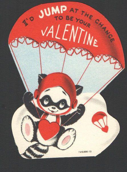 106 Best Valentines Images On Pinterest Vintage Cards