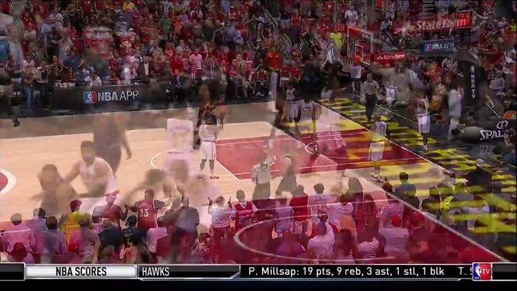 NBA Senior VP Joe Borgia joins NBA TV to discuss a play in CAVS/HAWKS Game 4.