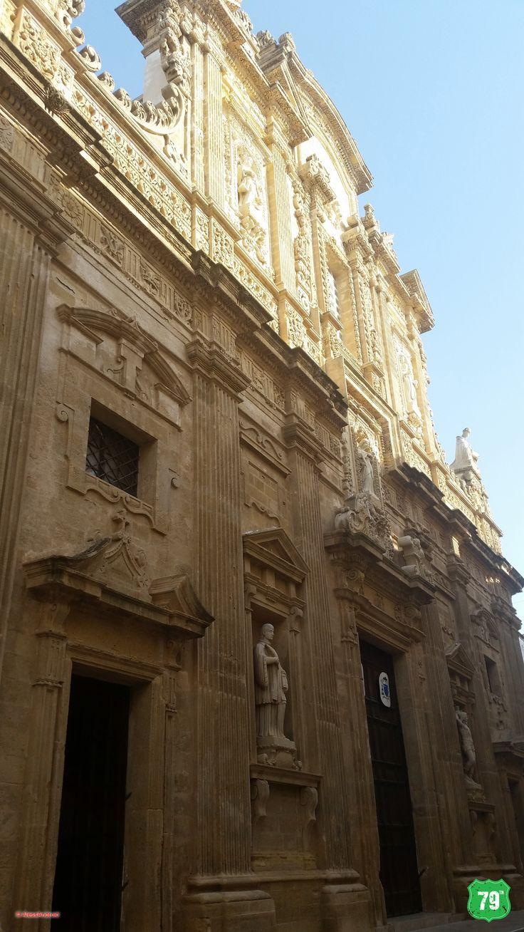 Duomo #Gallipoli #Salento #Italia #Puglia #Italy #Travel #Viaggiare #79thAvenue