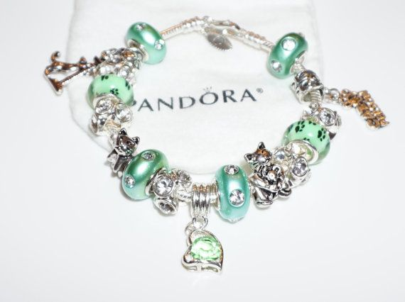 Jared Pandora Bracelets And Charms