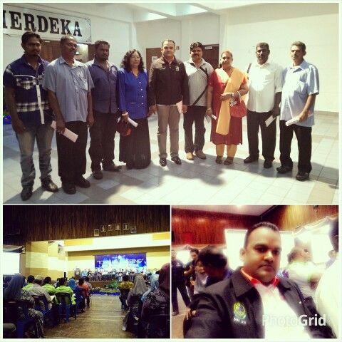 Saya selaku Ahli Majlis Masyarakat Sivil #MMS ,telah hadir bersama #AJK saya bagi Majlis TOWN HALL MEETING (Perjumpaan Bersama Rakyat) Kami dari pihak jawatankuasa mengucapkan terima kasih kepada #YDP #MPM Dato Zamri Bin Man kerana memberi taklimat dan penjelasan dasar pembangunan #MPM. Turut menyediakan segala agenda pembangunan MPM.   Sekalung Budi Datuk Presiden.
