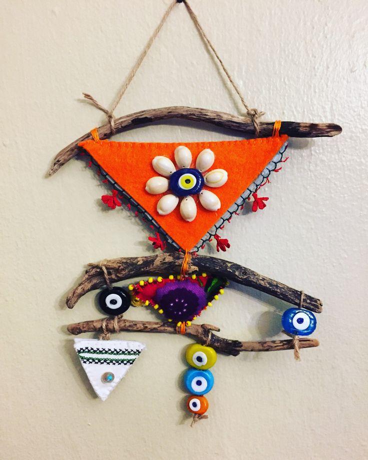 Nazarlık, pazen, pazen nazarlık, otantik, amulet, turkish eye, handmade, design, yallos