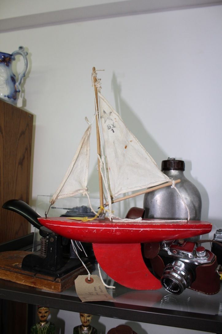 Star Yacht SY1, £25.00