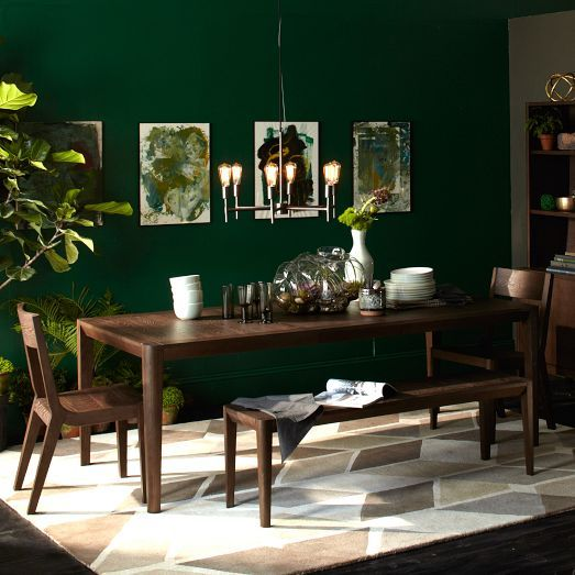 Best 20 Dining Room Walls Ideas On Pinterest: Cortlandt Expandable Dining Table