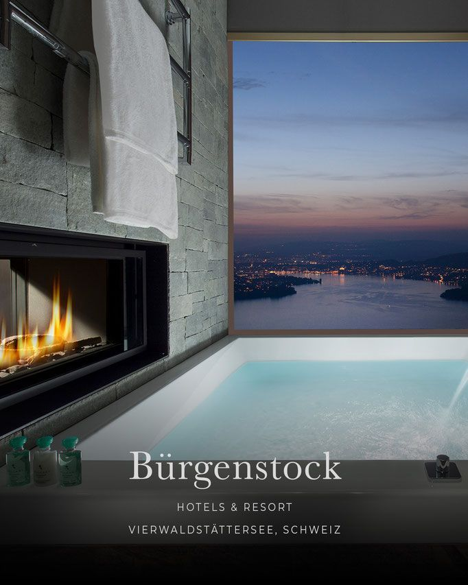 Die Schonsten Seehotels Im Alpenvorland Burgenstock Resort Lake
