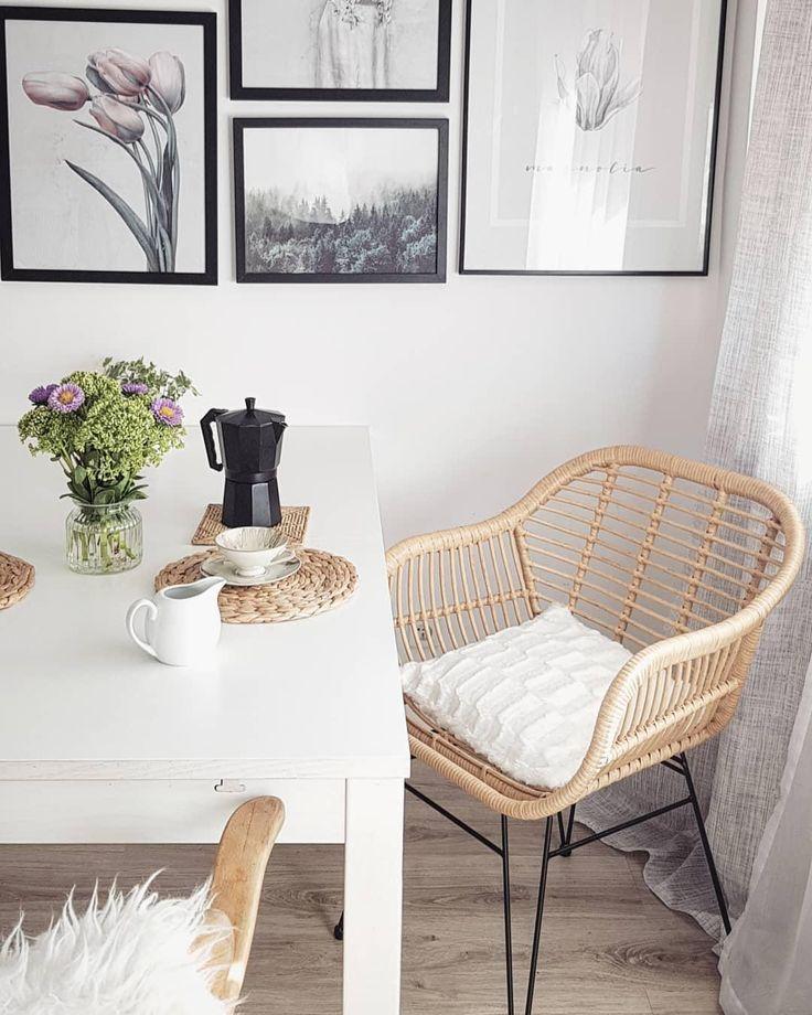 Armlehnstühle Costa 2 Stück Mnd Esszimmer Skandinavisch