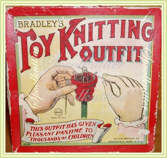 Knitting Nancy Vintage : Best images about vintage knitting spool bobbin