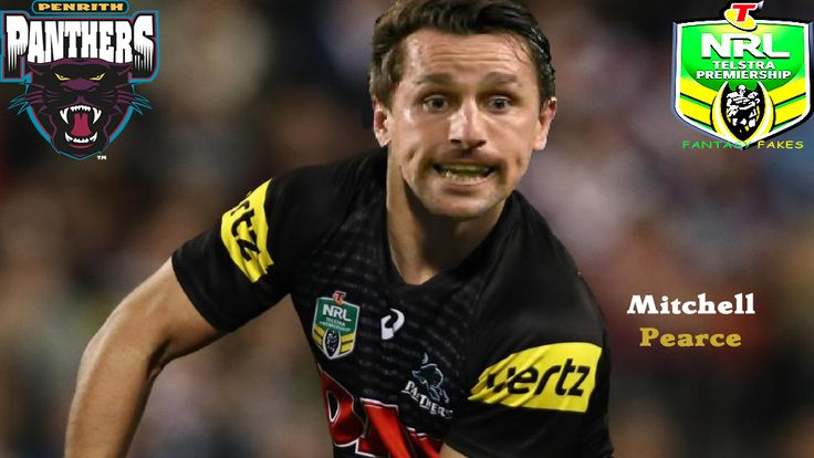 NRL Fantasy Fakes - Mitchell Pearce Penrith Panthers