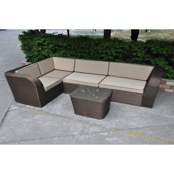 Bronze Sofa set