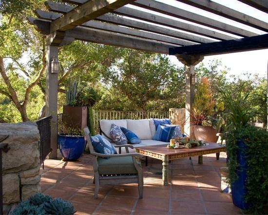 Mediterranean Spanish In 2019 Mediterranean Garden