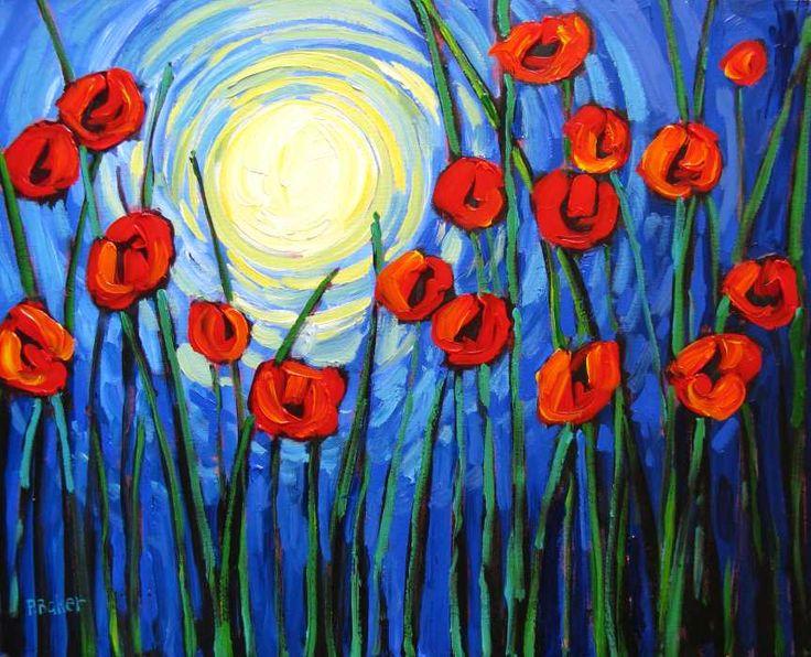 17 Best ideas about Acrylic Paintings on Pinterest | Acrylic art ...