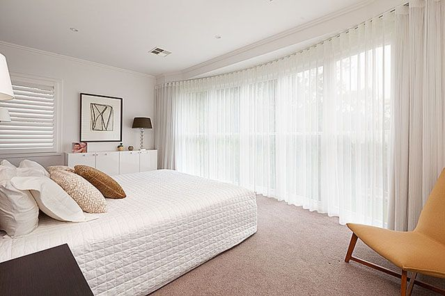 #Bedroom #interior - beautiful Hunter's Hill home in Sydney