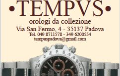 Tempus orologi d'epoca a Padova
