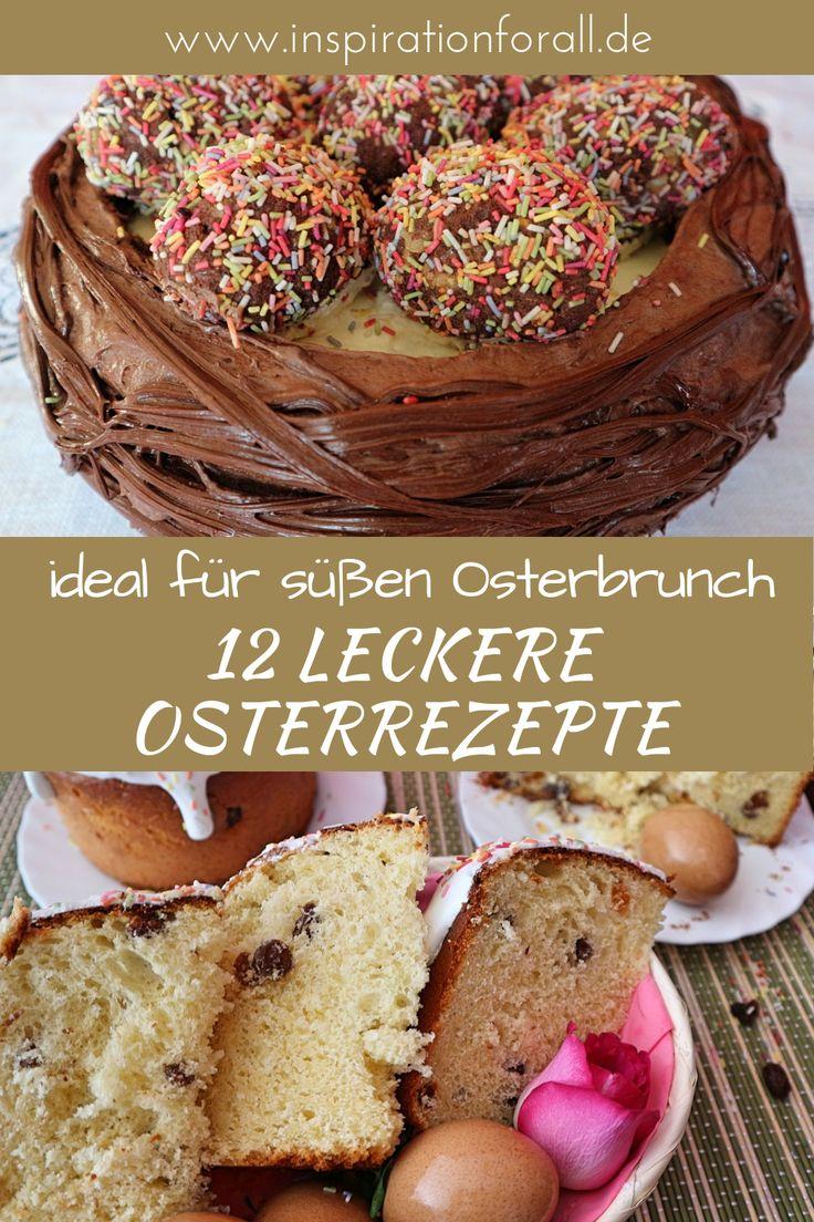 Leckere Osterrezepte - baken zu Ostern mit 16 einfachen ...