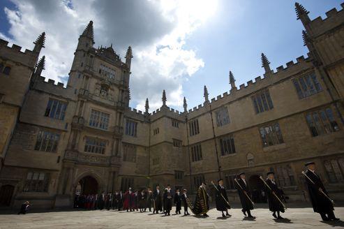 L'Université d'Oxford accusée de discrimination raciale - Le Figaro Étudiant