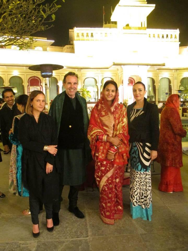 Boda Real, HH Princess Nivriti of Mewar and Countess of Bacoli