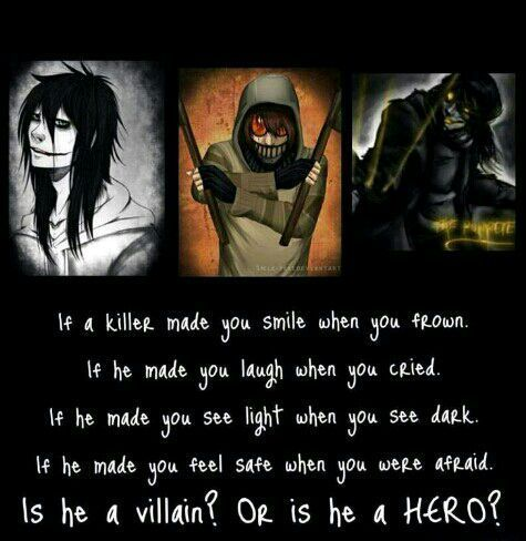 Creepypasta)Comic and picture - Creepypasta | Kylie's stuff