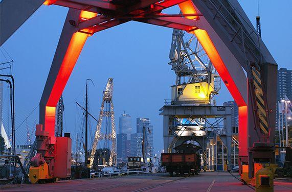 De Haven van Rotterdam | The Netherlands