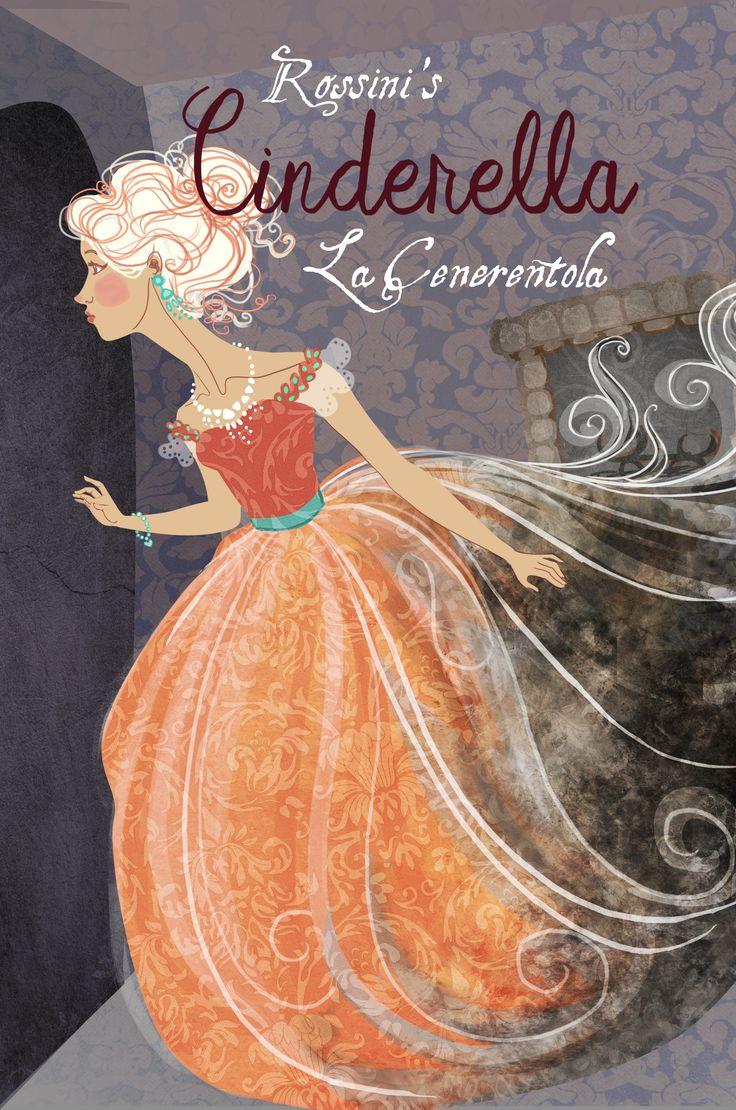 Skylight Music Theatre presents La Cenerentola (Cinderella)